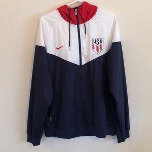 Nike limited edition USA jacket